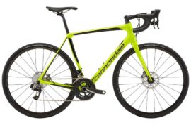Cannondale Synapse Carbon Disc Red eTap